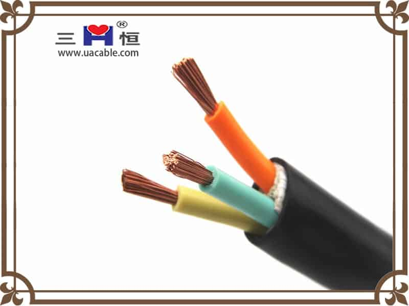 3 core Submersible Pump Cable
