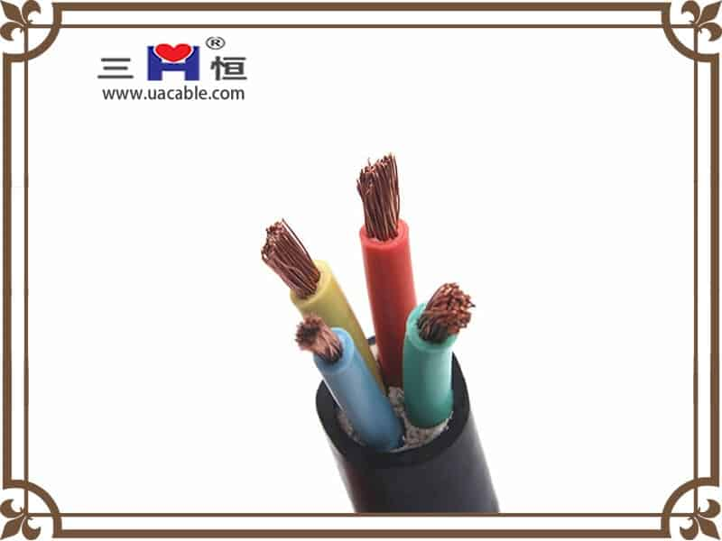 4 Core Submersible Pump Cable