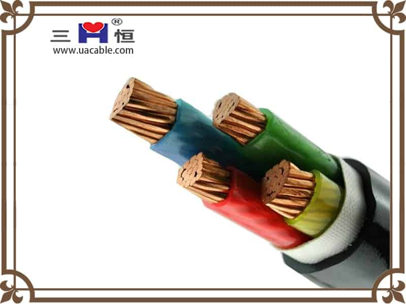 4 core power wire