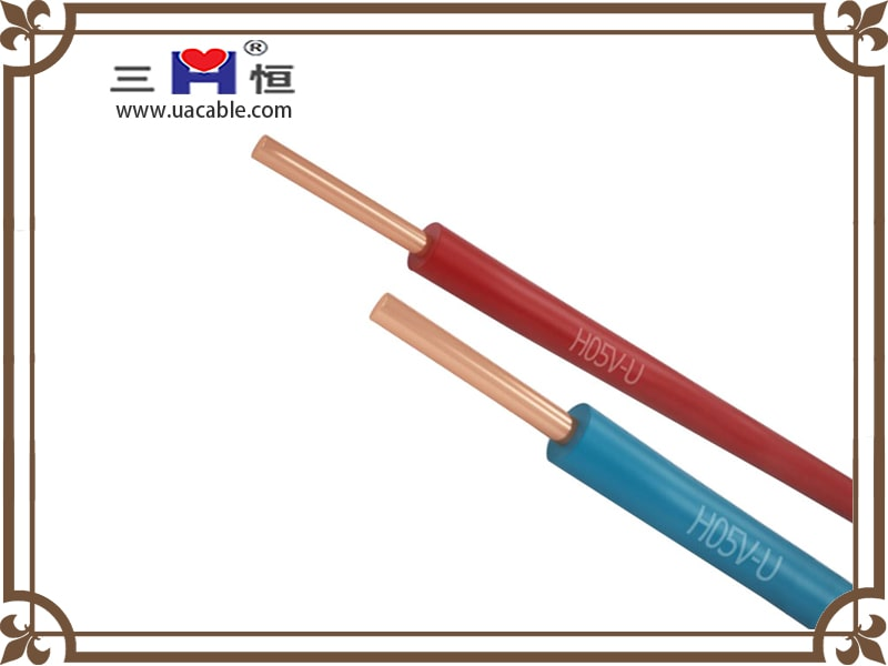 Single core PVC insulated cable