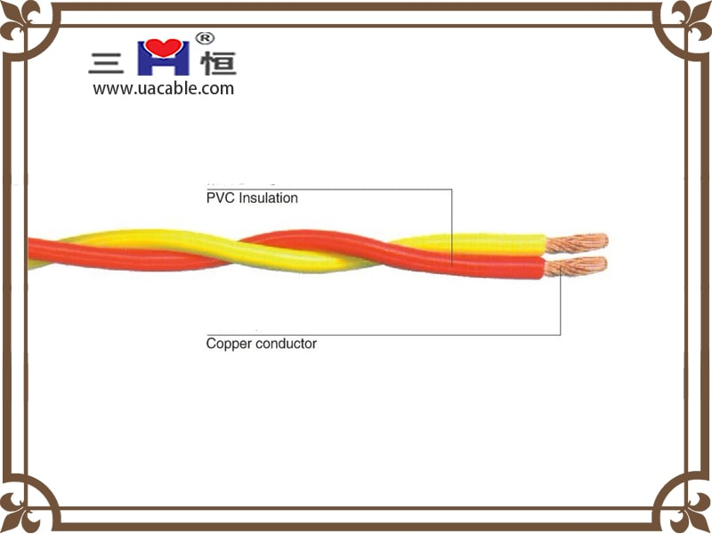 Twisted Flexible Cable