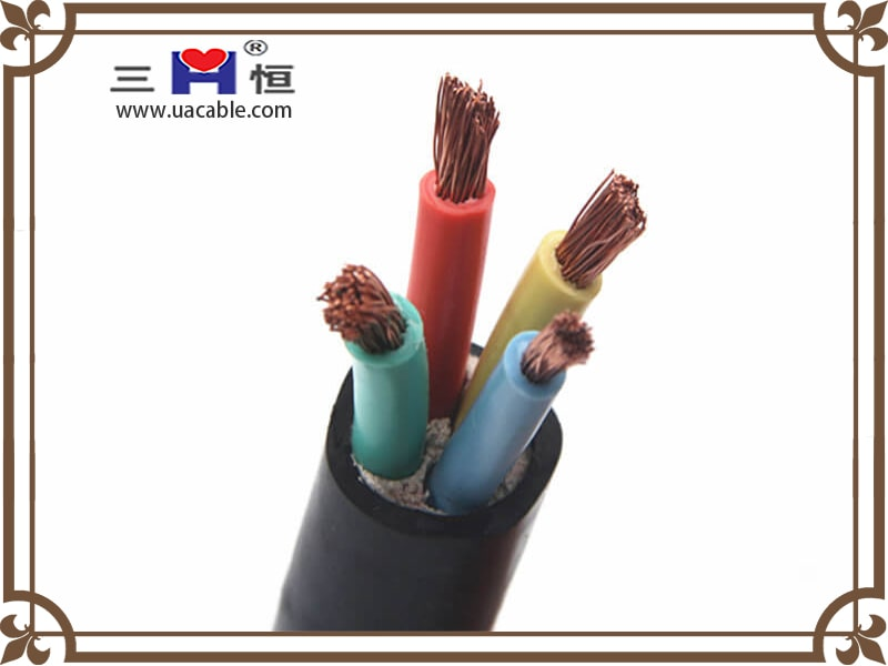 4-core high flexible cable