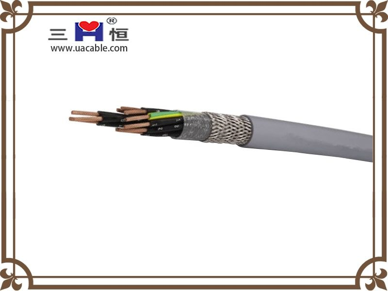 Flexible Shielded Control Cable
