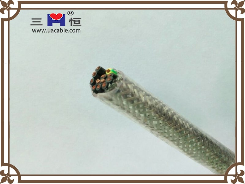 Transparent Shielding Control Cable